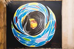 Emirati Grafitti (André Moecke) Tags: dubai uae unitedarab arabculture emirati grafitti grafite woman art streetart