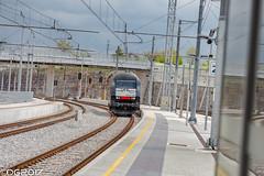 ER20.005 645.005 (DavideEos) Tags: treno train zug eisenbahn ferrovia railway divača merci frieght binari güterzug siemens er20