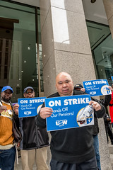 20170428_USW_Solidarity_Demonstration_Toronto_293.jpg (United Steelworkers - Metallos) Tags: manifestation demonstration usw d5 metallos union district5 syndicat glencore cezinc demo stockexchange toronto canlab
