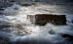 Surge (OwenLloyd) Tags: scotland highlands landscape skye sea waves flow rocks surf movement coast elgol