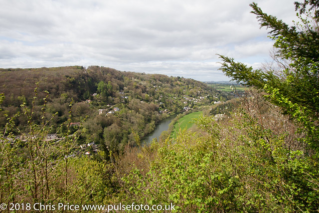 Symonds Yat and the Wye Valley, Herefordshire