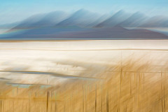 GREAT SALT LAKE (Deborah Hughes Photography) Tags: saltlake greatsaltlake utah lakes water salt abstract abstractnature abstracts abstractphotography intentionalcameramovement icm incameraeffects multipleexposures artisticphotography