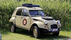 Citroën 2CV Barbour 4x4 (XBXG) Tags: 1oab346 citroën 2cv barbour 4x4 4wd citroën2cv 2pk deuche deudeuche eend geit 2cv6 citromobile 2017 citro mobile vijfhuizen nederland holland netherlands paysbas vintage old classic french car auto automobile voiture ancienne française vehicle outdoor