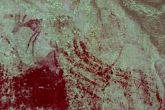 DSC05210 - BONGANI Spot 2_yxx (HerryB) Tags: 2017 southafrica afrique afrika sar sonyalpha77 sonyalpha99 tamron alpha bechen fotos photos photography sony herryb mpumalanga rockart rockpaintings peintres rupestres san zeichnungen höhlenmalerei paintings bushmen buschmänner dstretch harman jon jonharman enhance falschfarben restauration bongani lodge mountain bonganimountainlodge spot2