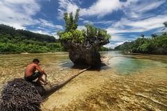 BS0I9708 (jeridaking) Tags: guiuan sulangan strait water river clear blue skies sky coconut corals view landscape amazing horizon mangroves nature ralph matres jeridaking fortheloveofphotography samar calicoan calm visayas travel traveler