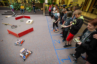 Robotics Competition - April 25, 2017