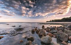 Santa Margherita di Pula (Southern Sardinia) (piercarlobacchiphotography) Tags: santamargheritadipula pula sardinia sea seascape sky italy landscape longexposure nature ndfilters marine