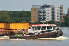 Resource (1) @ Gallions Reach 28-04-17 (AJBC_1) Tags: london tug ©ajc dlrblog england unitedkingdom uk ship boat vessel northwoolwich eastlondon newham nikond3200 tugboat londonboroughofnewham gallionsreach riverthames swalshsonsltd cory coryenvironmental resource