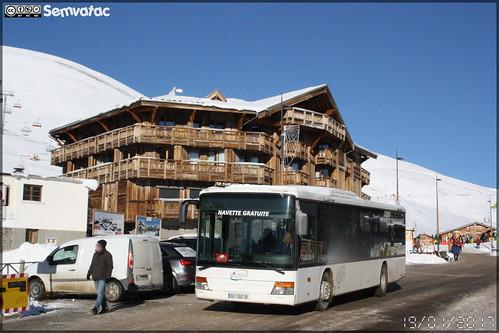Setra  - VFD (Voies Ferrées du Dauphiné) / L'Alpe d'Huez