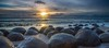 before the Storm - Sunlights Last Breath (dezzouk) Tags: bowlingballbeach schoonergulch pointarena california northcoast sonoma sunset storm low tide