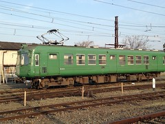kumamoto111 (tanayan) Tags: kumamoto japan train railway 熊本 日本 熊本電鉄 iphone kumamotodentetsu 5000