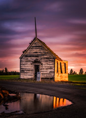 Meier School at Sunset (Rustic Lens Photography) Tags: abandoned church decay idaho melrose rural school sony alpha a7rii a7rm2 sunset dramatic drama moody rurex explore ruralscene old architecture sky builtstructure farm barn woodmaterial buildingexterior nopeople outdoors nature oldfashioned history rustic landscape cultures nonurbanscene house