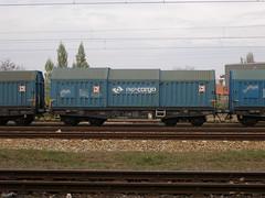 Lodz Zabieniec 5.05.2017 007 (Groch1) Tags: stacja łódźżabieniec lodzzabieniec pkp cargo pkpcargo wagon simms 825146450861 teleskophaubenwagen