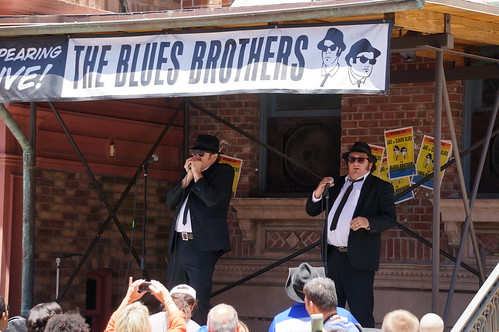 """Universal Studios, Florida: The Blues Brothers • <a style=""""font-size:0.8em;"""" href=""""http://www.flickr.com/photos/28558260@N04/34365389540/"""" target=""""_blank"""">View on Flickr</a>"""
