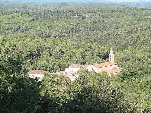 Abbaye Cistercienne du Thoronet, XIIe siècle