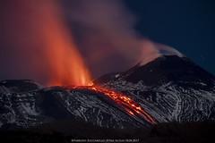 ETNA ERUZIONE 10 APRILE 2017 (Fabrizio Zuccarello) Tags: etna sicily sicilia volcanoes vulcani italy italia nature natura geology geologia eruption eruzione