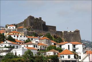 Fortaleza do Pico en Funchal (Madeira, Portugal, 30-6-2014)