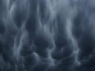 Pregnant Clouds