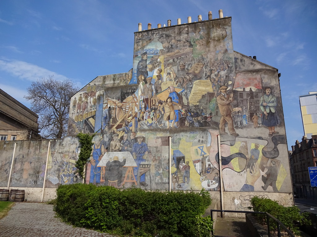 The world 39 s most recently posted photos of edinburgh and for Edinburgh wall mural