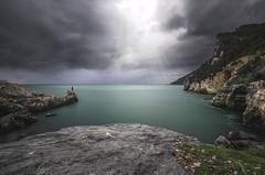 I bollori della gioventù (Portovenere/ Italia) (Mathulak) Tags: portovenere porto italia italie liguria turquoise seascape longexposure pluie ibolloridellagioventù