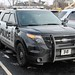 Wooster Ohio Police K-9 Ford Interceptor Utility