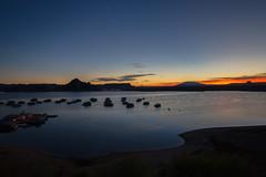 120 of 365 (westindiangal) Tags: landscape lakepowell az ©jeanchristopher allrightsreserved a7 canyon sony arizona lake water sunset dusk
