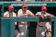 Vanderbilt - Game 3-12 (Rhett Jefferson) Tags: arkansasrazorbacksbaseball hunterwilson jaxonwilliams ricknomura