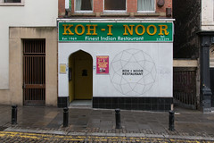 Koh-I-Noor (SReed99342) Tags: uk england newcastle kohinoor restaurant indian diamond