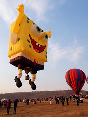 Esponjoso (supernova.gdl.mx) Tags: gdlair 2017 festival internacional globo aerostatico guadalajara tlajomulco jalisco mexico bob esponja squarepants spongebob