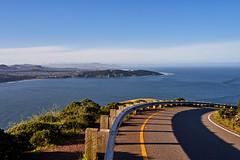Coastal Drive (AgarwalArun) Tags: sonya7m2 sonyilce7m2 sony sanfrancisco goldengatebridge goldengate bayareacalifornia iconicbridge pacificocean ocean bridge marincounty scenic views landscape reflections