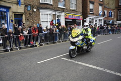 Tour De Yorkshire Stage 2 (510) (rs1979) Tags: tourdeyorkshire yorkshire cyclerace cycling policemotorbike policemotorbikes tourdeyorkshire2017 tourdeyorkshire2017stage2 stage2 knaresborough harrogate nidderdale niddgorge northyorkshire highstreet