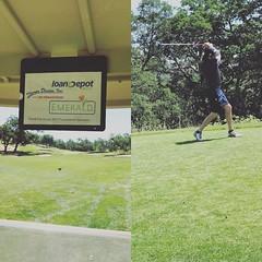 Sacramento BIA golf tournament fun with #emeraldsiteservices