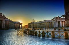 Alba (giannipiras555) Tags: roma alba sole sunset sun