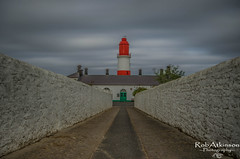 Souter Lighthouse (R0BERT ATKINSON) Tags: souterlighthouse robatkinsonphotography whitburn northeastcoast northeastengland lighthouse tyneandwear clouds nikond5100 sunderland leefilter sigma1020
