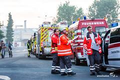 Feuer Rolls-Royce Oberursel 21.05.17 (Wiesbaden112.de) Tags: brand dacharbeiten drehleiter feuer feuerwehr htk hochtaunuskreis oberursel rettungsdienst rollsroyce sonnenuntergang wiesbaden112 deutschland deu