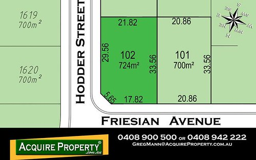 PL102 Friesian Avenue, Kellyville NSW
