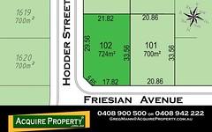 PL102 Friesian Avenue, Kellyville NSW