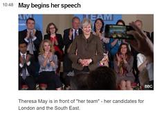 London Launch