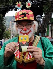 _ Del  (6) (Salvador Scofano 2S) Tags: ambulante bolinhas sabão palhaço