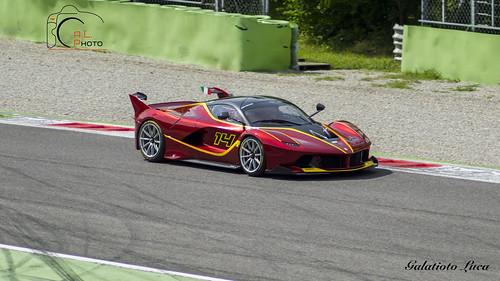 "Ferrari FXXK n°14 • <a style=""font-size:0.8em;"" href=""http://www.flickr.com/photos/144994865@N06/35568290126/"" target=""_blank"">View on Flickr</a>"