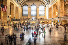 3.2 seconds of ordinary people (stocks photography.) Tags: michaelmarsh newyork manhattan ordinarypeople grandcentral station