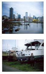 (.tom troutman.) Tags: polaroid land 250 instant film fuji fp100c jerseycity libertystatepark nj