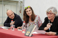 Rafa Sastre, Susana Gisbert i Lu Hoyos 29/04/17