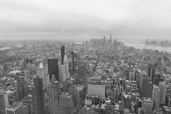 An Amazing View (.:Axle:.) Tags: newyork newyorkcity nyc ny usa manhattan midtown streets city urban architecture honeymoon vacation empirestate empirestatebuilding rockefellercentre rockefeller observation building topoftherock radiocity sony sonya6000 sonyepz165013556oss