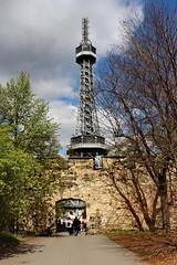 Viewtower of Petřín (paprtala) Tags: viewtower prague petřín spring