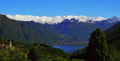 2017 5 2 Alta Valle Intelvi, Pellio vista su Porlezza (mario_ghezzi) Tags: lanzodintelvi lombardia italia intelvi valledintelvi nikon coolpix nikoncoolpix p7000 coolpixp7000 nikonp7000 nikoncoolpixp7000 marioghezzi noreflex altavalleintelvi 2017 pellio porlezza ramponio lago ceresio lagodilugano lagoceresio