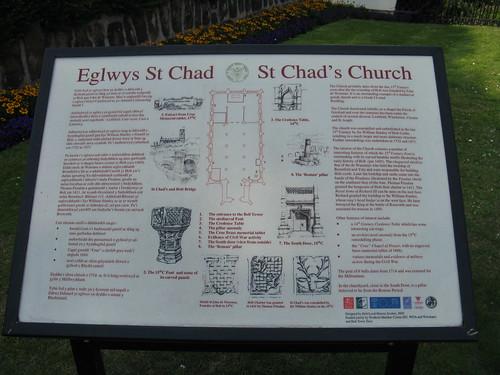 Holt: Church of St Chad (Clwyd)