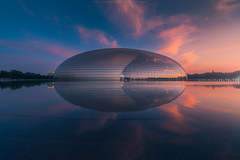 Beijing National center for performing arts by CoolbieRe -