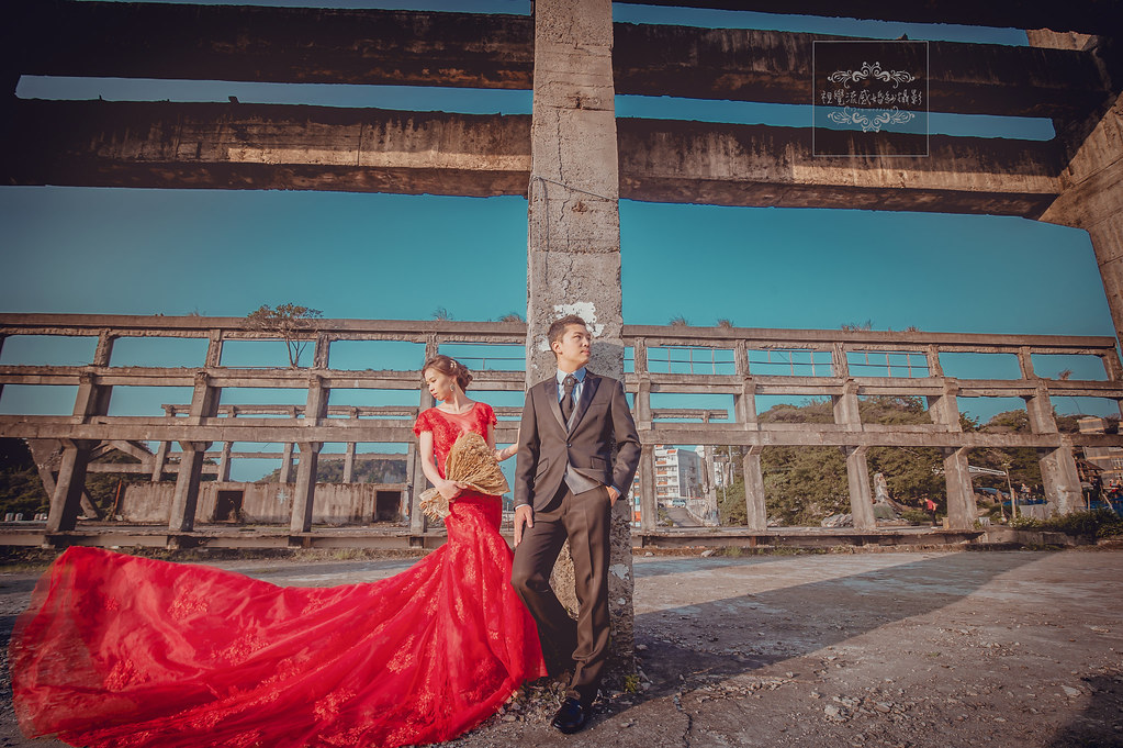 基隆廢船場拍婚紗,阿根納造船廠婚紗,中和婚紗推薦,婚紗板橋推薦,基隆婚紗景點,視覺流感
