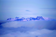 In a Dream... (gtsimis) Tags: mountain snow alpenglow clouds pentaxk1 fullframe overclouds travel explore adventure winter cold telephoto greece hight outdoors nature landscape beautiful gionamountain
